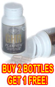 Buy 2 Bottles of GHR Platinum and Get 1 Bottle FREE