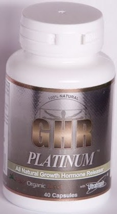 GHR Platinum 3rd Generation HGH Supplement